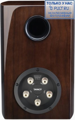 Полочная акустика Tannoy Precision 6.1 high gloss walnut