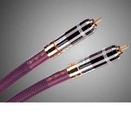 Кабель  межблочный аудио Tchernov Cable Classic Mk II IC RCA 2.65m