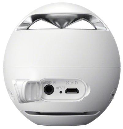 Портативная акустика Sony SRS-X1 white