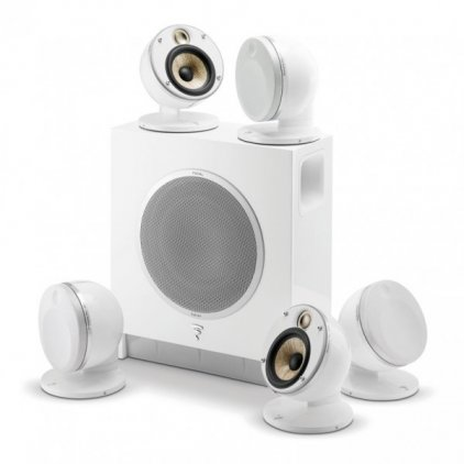 Комплект Focal-Jmlab Pack Dome 5.1 Flax & Sub Air diamond white