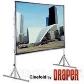 "Экран Draper Cinefold HDTV (9:16) 411/161"" 201*356 MW"