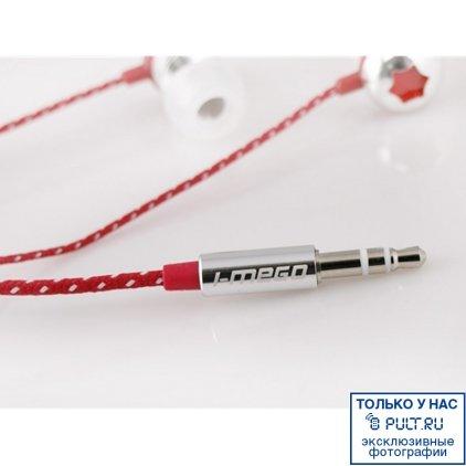 Наушники I-mego Hers Red MEP-004S