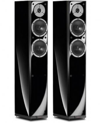 Напольная акустика Dynaudio Focus 340 gloss black lacquer