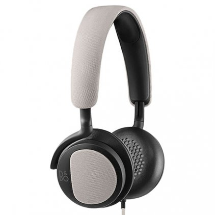 Наушники Bang & Olufsen BeoPlay H2 Silver Cloud