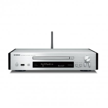 Сетевой CD проигрыватель Yamaha CD-NT670 silver