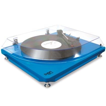 Проигрыватель винила ION Audio Pure LP blue