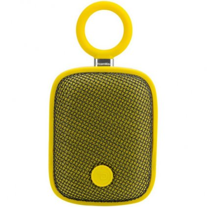 Портативная акустика DreamWave Bubble pod yellow