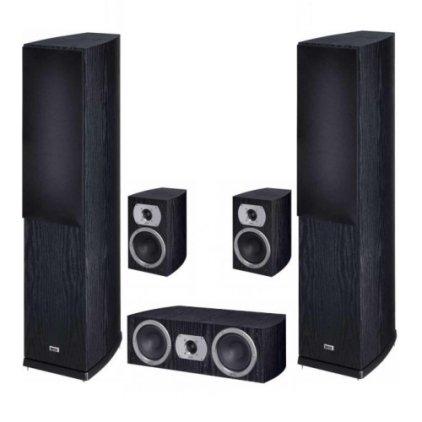 Комплект акустики Heco Victa Prime 502 Set 5.0 black (502+202+102)