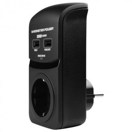 Сетевой фильтр Monster MP EXP 100U DE (121854-00)