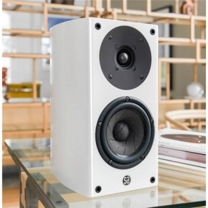 System Audio SA Pandion 2 White Satin