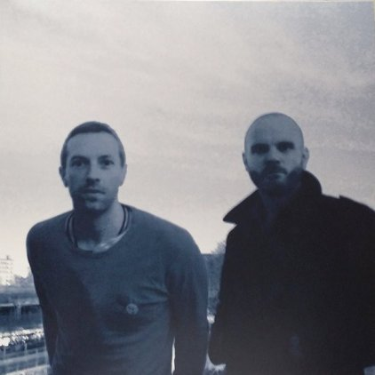 Виниловая пластинка Coldplay GHOST STORIES (180 Gram)