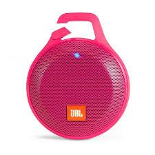 Портативная акустика JBL Clip Plus red
