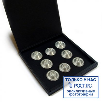 Cold Ray Spike Protector 3 silver (комплект 8 шт.)
