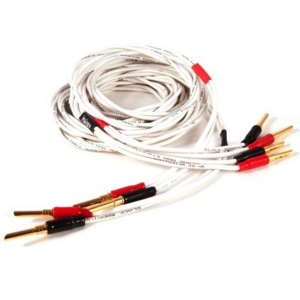Акустический кабель Black Rhodium Twist 2.5m banan white