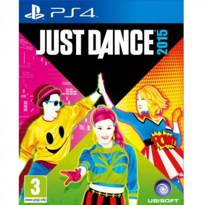 Игра для PS4 Just Dance 2015 (английская версия)