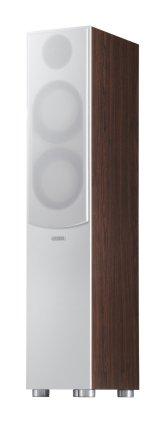 Напольная акустика Canton GLE 496 mocca/white