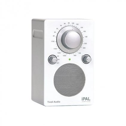 Радиоприемник Tivoli Audio Portable Audio Laboratory pearl white (PALPRL*)