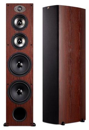 Напольная акустика Polk Audio TSx 550T cherry