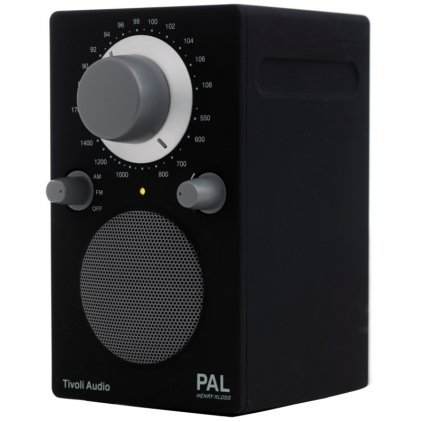 Радиоприемник Tivoli Audio PAL BT glossy black