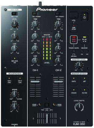 Микшер Pioneer DJM-350
