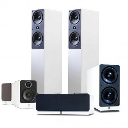 Напольная акустика Q-Acoustics 2050i gloss black