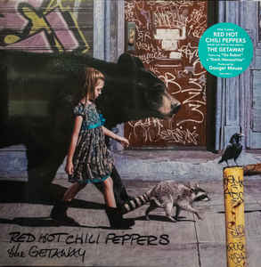 Виниловая пластинка Red Hot Chili Peppers THE GETAWAY (140 Gram)