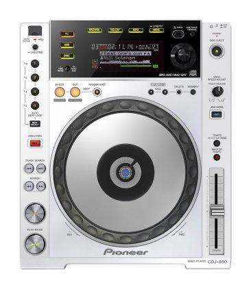 DJ проигрыватель Pioneer CDJ-850-W
