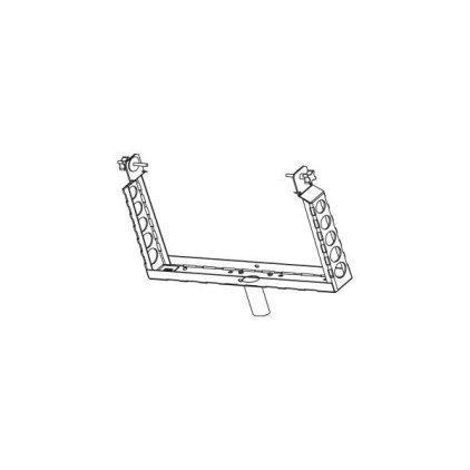 Крепление KV2AUDIO KV2 ES1.0 HBRCKT - крепление металлическое для ES1.0, П-образное