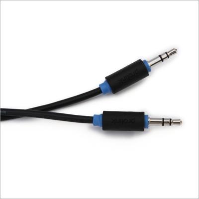 Кабель межблочный Prolink PB105-0300 (3.5Jack - 3.5Jack (M-M), стерео-аудио, 3м)
