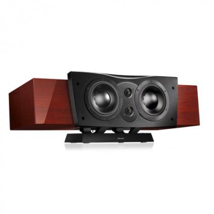 Центральный канал Dynaudio Confidence Center Platinum rosewood laquer