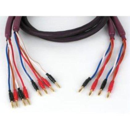 Акустический кабель Tchernov Cable Classic Bi-Wire Mk II SC Bn/Bn 1.65m