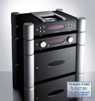 Предусилитель Exposure MCX PRE-AMP black
