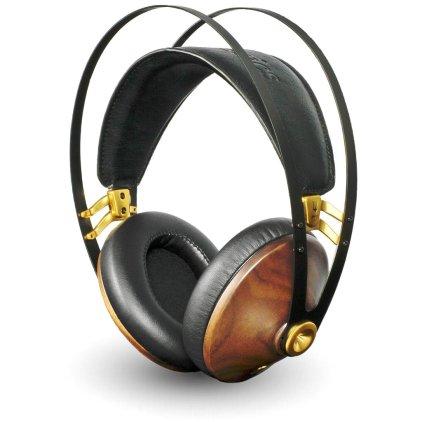Наушники Meze 99 Classics walnut gold