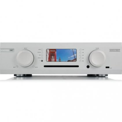 Сетевой аудио проигрыватель Musical Fidelity M6 Encore 225 Streaming Music System silver
