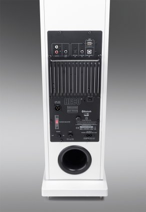 Напольная акустика Heco Ascada 600 Tower piano black