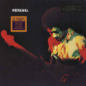 Виниловая пластинка Jimi Hendrix BAND OF GYPSYS (180 Gram)