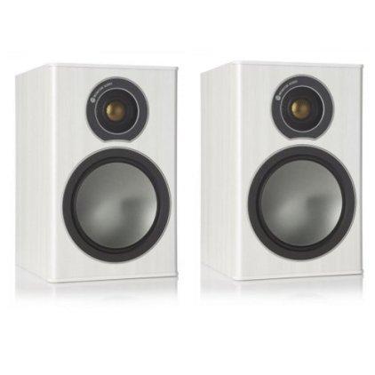 Полочная акустика Monitor Audio Bronze 1 white ash