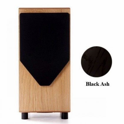 Сабвуфер MJ Acoustics Ref 210 black ash