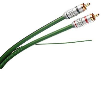 Кабель межблочный аудио Tchernov Cable Standard 1 IC RCA 0.62m