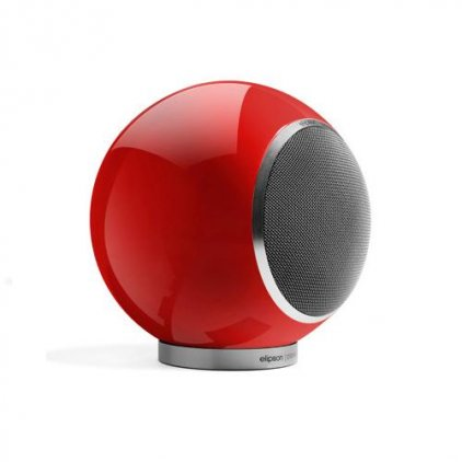 Elipson Planet LW 2.0 Red Speaker