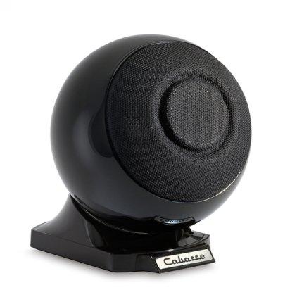 Полочная акустика Cabasse iO2 on base (Black pearl)