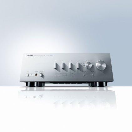 Интегральный усилитель Yamaha A-S801 silver
