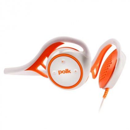Наушники Polk audio UltraFit 2000 white/orange