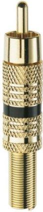 Разъем In-Akustik Star RCA plug #008110