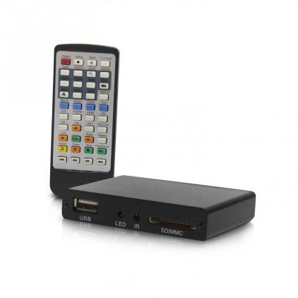 Рекламный плеер MCplayer MINI HD MEDIA BOX 1080P
