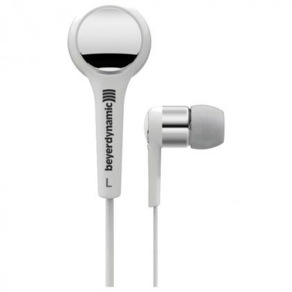 Наушники Beyerdynamic DTX 102 iE white/silver