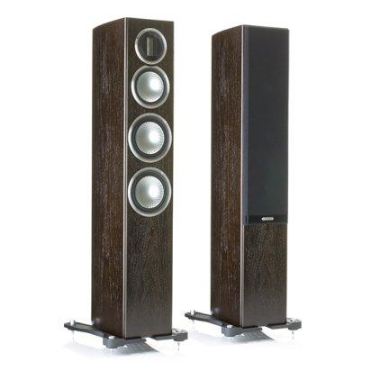 Напольная акустика Monitor Audio Gold 200 walnut