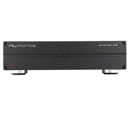 Усилитель мощности NuForce Stereo 8.5 V2 silver