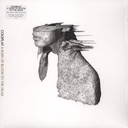 Виниловая пластинка Coldplay A RUSH OF BLOOD TO THE HEAD (180 Gram)
