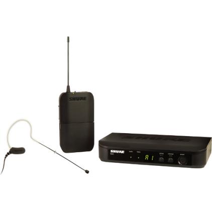 Радиосистема Shure BLX14E/MX53 K3E 606-638 MHz